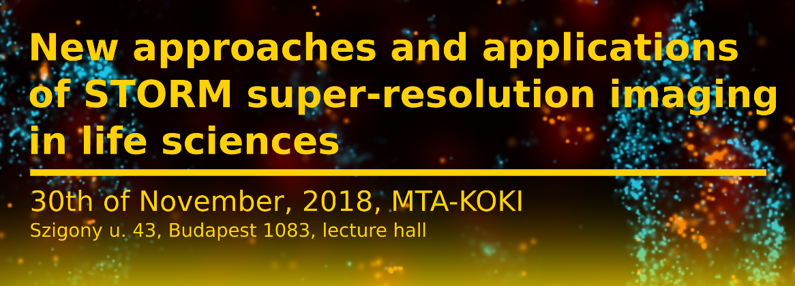 a57c0db6681 The Institute of Experimental Medicine (KOKI) of the Hungarian Academy of  Sciences together with Nikon cordially invites You to the symposium: